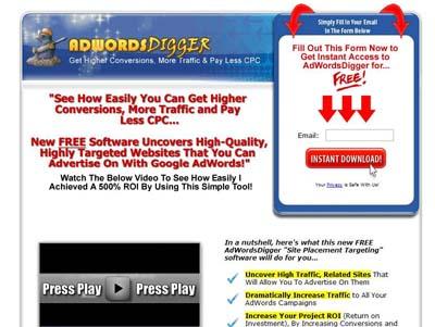 Adwords-digger